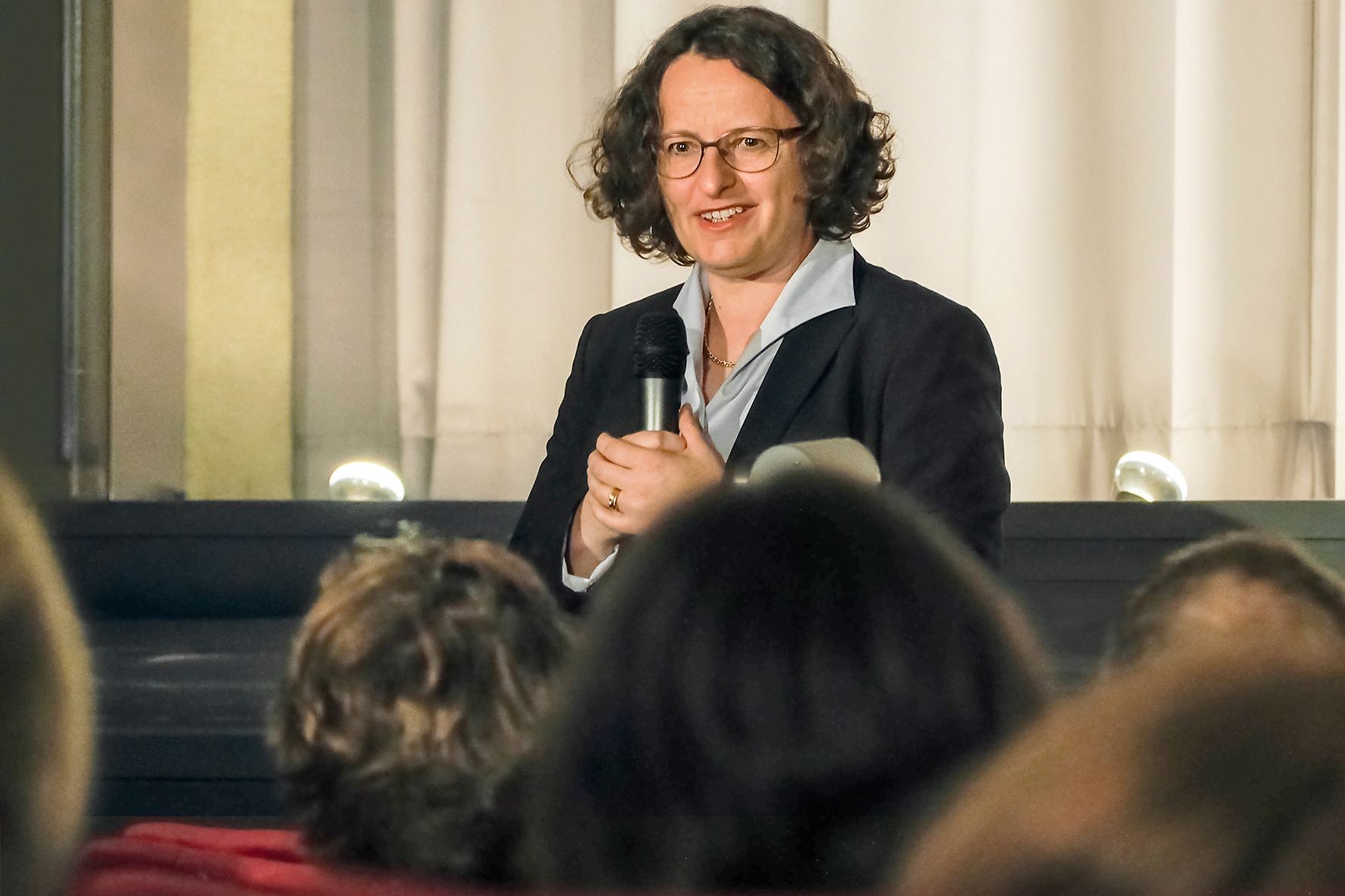 Antrittsrede von Prof. Jungbauer-Gans am 4. September 2015 im DZHW