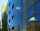 DZHW Gebäude Mendini Innenansicht